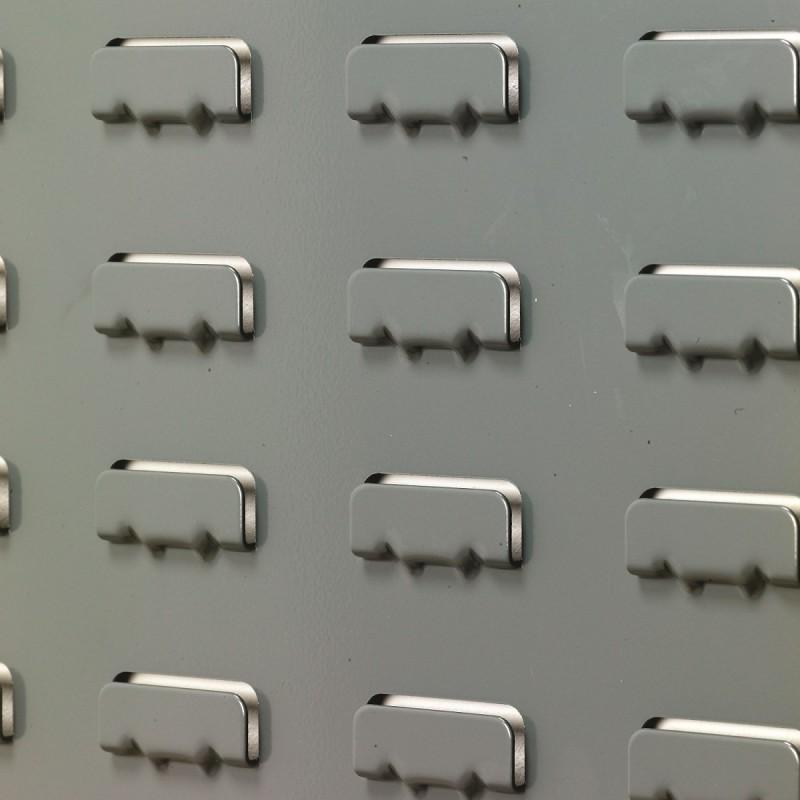 Epoxy Powder Coated Louvre Panel