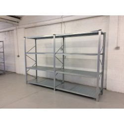 SH030 - Galvanised Shelving