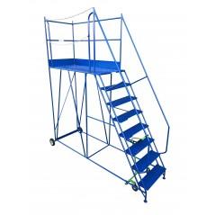 Access Platform safety Steps
