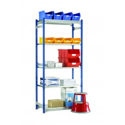 Bolt Free Shelving