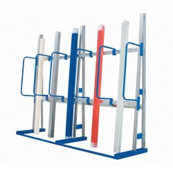Vertical Rack - Showing Starter & Add On Bay
