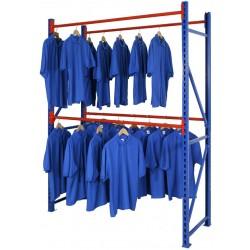 Longspan Garment Hanging Rails