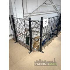 Handrail/Racking Safety Netting