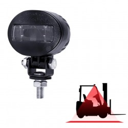 Forklift Handling Machinery Safety Boundary Light – Red