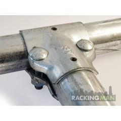 Used Split Brace Tube Clamp