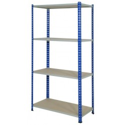 Light Rivet Shelving