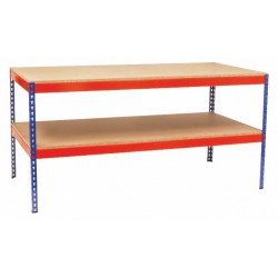 Boltless Worktable