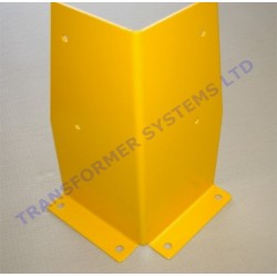 PALLET RACKING PROTECTOR L SHAPED GUARDS
