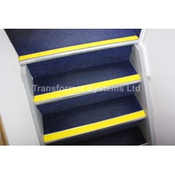 Heskins Safety Grip Anti-Slip Tape 100mm x 18m