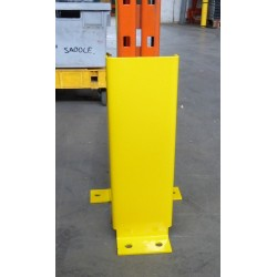 5mm Pallet Racking Narrow Aisle Column Guard (Flat Front)