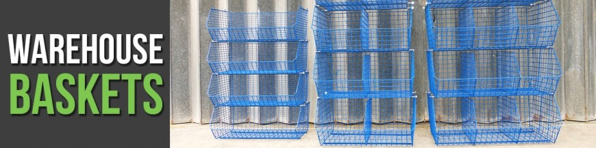 Warehouse Baskets
