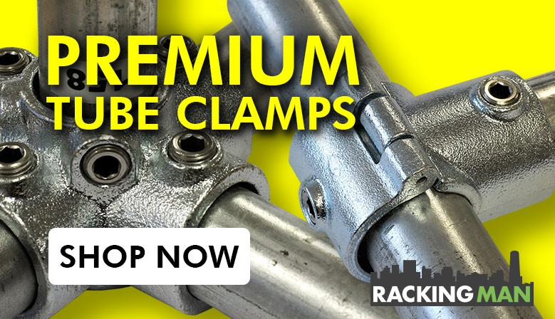 Premium Tube Clamps by Interclamp